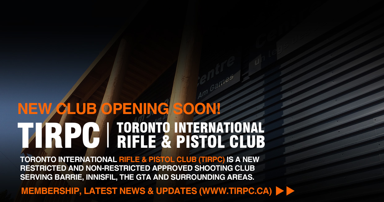 tirpc - Toronto International Rifle & Pistol Club